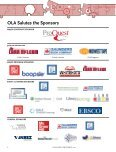OLA Superconference - Ontario Library Association - Page 6