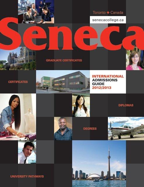 1 2 3 4 Seneca College