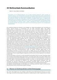 44 Nichtverbale Kommunikation - Martin Giese