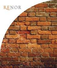 Vuosikertomus 2009 - Renor Oy