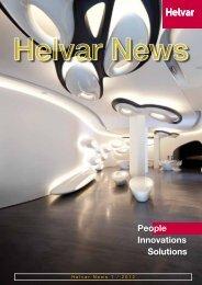 Helvar News 1 / 2012 Helvar News 1 / 2012
