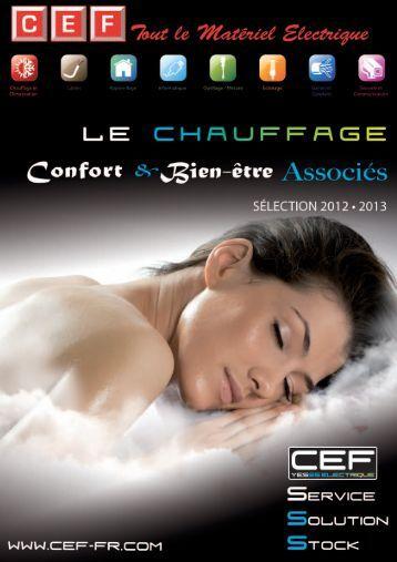 radiateur à accumulation - CEF