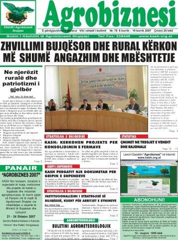 agrobiznesi 69 - KASH | Keshilli Agrobiznesit shqiptar