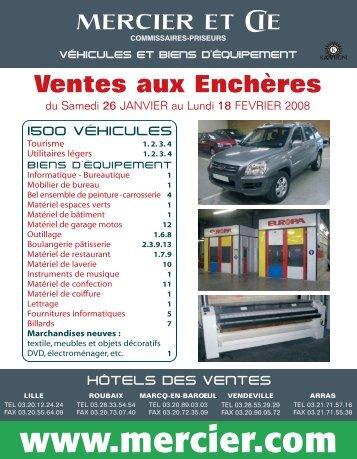 1 - Mercier & Cie