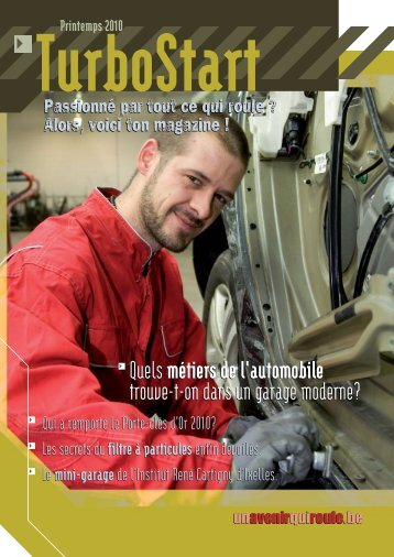 Quels métiers de l'automobile trouve-t-on dans un garage ... - accueil