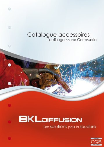 Catalogue accessoires Catalogue accessoires