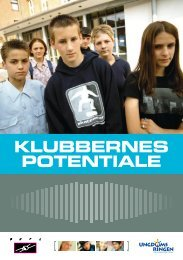 KLUBBERNES POTENTIALE - Ungdomsringen