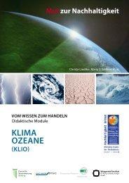 Didaktische Module: Klima Ozean (KLIO) - Wuppertal Institut