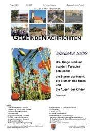 Ausgabe 232/07/2007 - Katsdorf