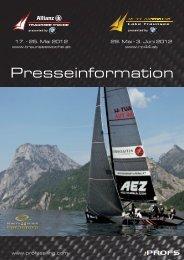 Pressemappe 2012 - PROFS