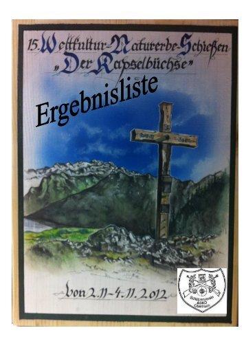 """"""" Kapselbüchse """" 2012 Alte Bauart"""