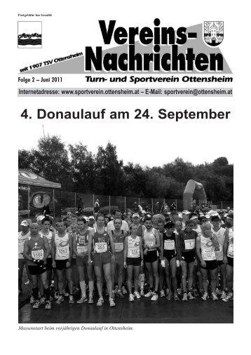 Juni 2011 - und Sportverein Ottensheim