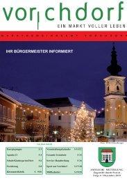 1,69 MB - Marktgemeinde Vorchdorf