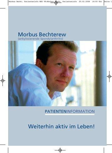Morbus Bechterew Weiterhin aktiv im Leben! - NetDoktor.at
