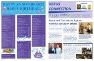 nexus connection june 2012 - Touchstone Neurorecovery Center