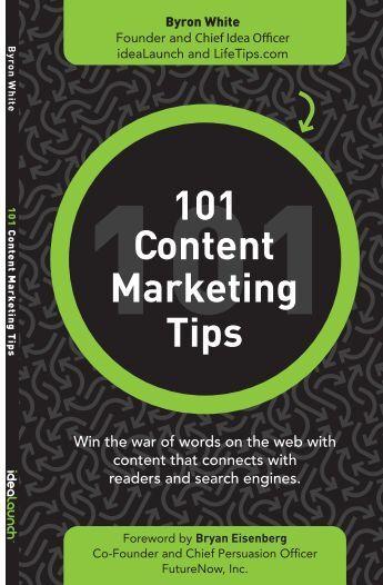 Content Marketing Tips 101 - ContentMarketingPedia