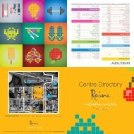 Click here to download the full Centre Directory