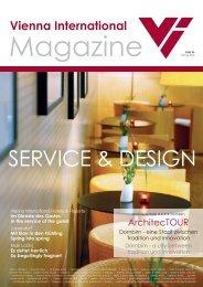 SErVICE & DESIgn - Vienna International Hotelmanagement AG