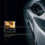Ferrari Bugatti Aston Martin Gumpert Maserati ... - Wentworth Club