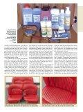 Interieur selbst restaurieren Interieur selbst ... - Ledermanufaktur - Seite 6