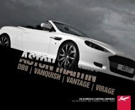 Aston Martin - A Kahn Design