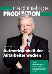 Effizienzfabrik – Forschungskuratorium - Nachhaltige-Produktion.de