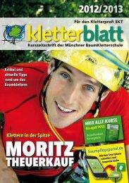 Teil 1, Seite 01 - Münchner Baumkletterschule