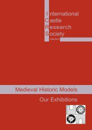 Our Exhibitions I nternational C astle Research S ociety Medieval ...
