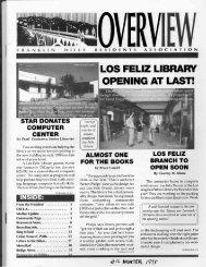 los feliz library opening at i-ast! - Franklin Hills Residents Association