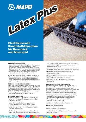 Latex Plus - Mapei