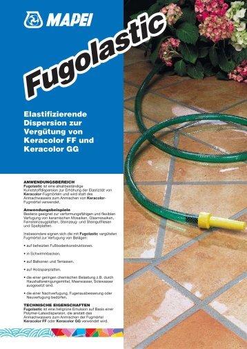 Fugolastic - Mapei