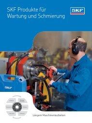 SKF Produkte für Wartung und Schmierung - SKF.com
