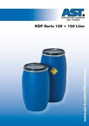 KDF-Serie 120 + 150 Liter