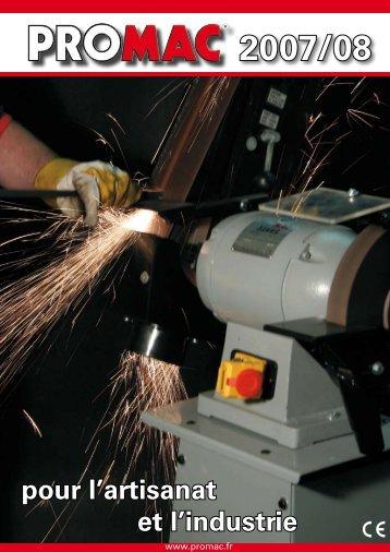 Promac - Machines - Luquot Industrie