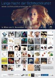 in Wien am 6. November 2012 von 17 bis 24 Uhr - Le Shop