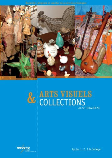 ARTS VISUELS COLLECTIONS - CNDP