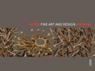 ACME FINE ART AND DESIGN ANNUAL