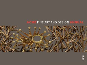 ACME FINE ART AND DESIGN ANNUAL