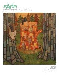 February 2009 Exhibitions - Seattle Art Dealers Association