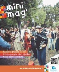 SN minimag 256 ete.pdf, pages 1-8 - Saint-Nazaire