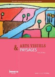 ARTS VISUELS PAYSAGES - CNDP