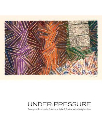 UNDER PRESSURE - Joslyn Art Museum