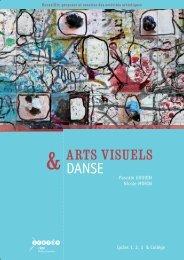 ARTS VISUELS DANSE - CNDP