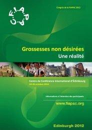 Les Participants - Guide pratique sur la contraception