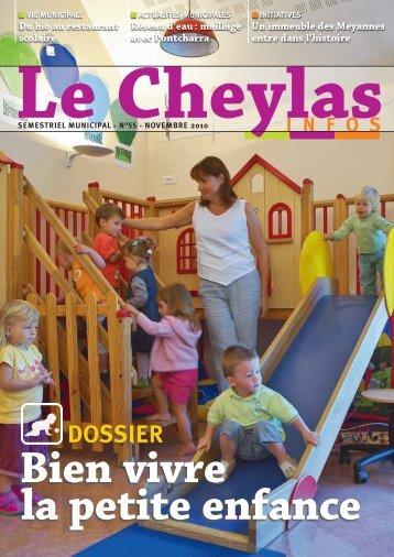En bref - Le Cheylas