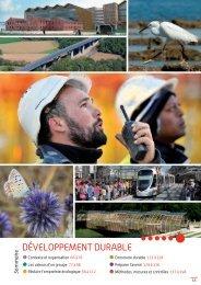 Rapport Développement durable 2011 - Eiffage Energie