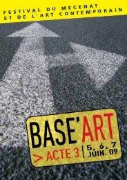 Base'Art à Fréjus - Union Patronale du Var