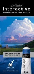 Atelier Interactive Colour Chart 2.34 MB - Chroma