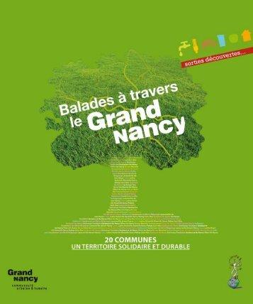 Infos pratiques - Communauté urbaine du Grand Nancy