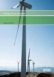 Rapporto annuale 2007 PDF - Alpiq